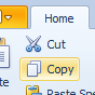 Copy and paste your dictated document into any other applications that use text.