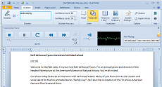Dual Writer is a word processor for Windows that supports all popular file formats.